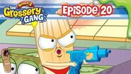 Grossery Gang Cartoon - Episode 20, Lifestyles of The Rich & Famous Part 4 - Cartoons for Children