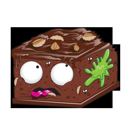 Barf Brownie