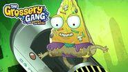 Grossery Gang Cartoon - Episode 28 - Putrid Power - Part 1 Grossery Gang Season 3 New Episode