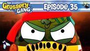 Grossery Gang Cartoon - Episode 35 - BUG STRIKE Grossery Gang Season 4 Cartoons For Kids