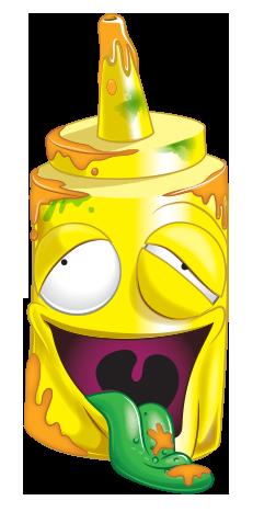 Disgusting Mustard