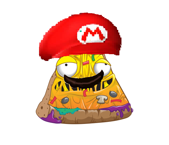 BM44 is back from the dead/Grossery Gang/Mario Crossover