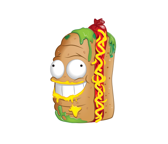 Horrid Hot Dog (Series 1)