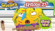 Grossery Gang Cartoon - Episode 27 - Get Well Spewn - Part 6 - Slime