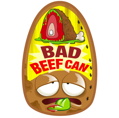 Bad Beef Can