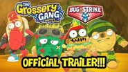 The Grossery Gang BUG STRIKE OFFICIAL TRAILER!