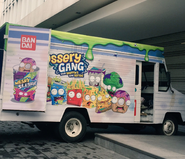 Grossery gang truck