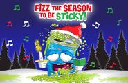 Sticky soda christmas instagram