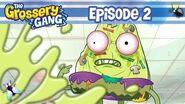 Grossery Gang Cartoon - Episode 29 - Putrid Power - Part 2 Grossery Gang Season 3 New Episode