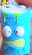 Sticky Soda Blue Figure