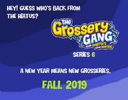 Grossery Gang Series 6 3rd Teaser