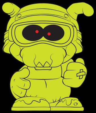 Icky Infantry Ant