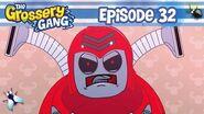 Grossery Gang Cartoon - Episode 32 - Putrid Power - Part 5 Grossery Gang Season 3