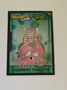Squishy tomato touch n feel card