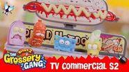 Grossery Gang Official Series 2 Horrid Hotdog Machine TV Commercial Toys for Children