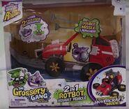Rot bot assault vehicle