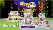 The Grossery Gang Series 5 TIME WARS is Here! 15s TVC