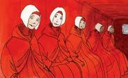 Handmaids graphic novel