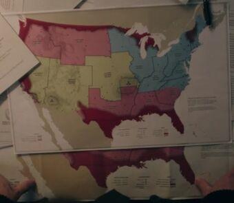 Geography Of Gilead The Handmaid S Tale Wiki Fandom