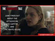 The Handmaid's Tale - June and Luke Find Out About the Attacks to The Capitol and The White House.