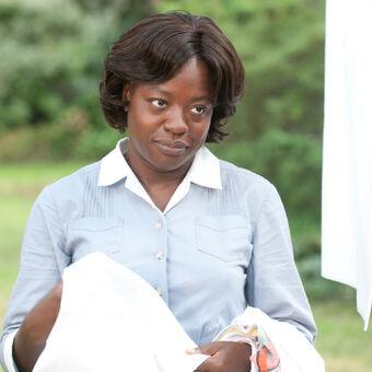 Aibileen Clark The Help 2011 Film Wiki Fandom