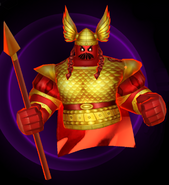 Anger Ghost - Legendary - Digamberetto