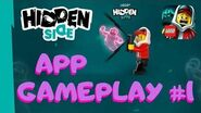 LEGO Hidden Side GAMEPLAY episode 1 - Haunting the Graveyard!