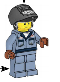 Minifigure's normal form