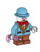 Mini clown