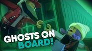 Bat Crazy – LEGO Hidden Side 2019 Episode 4