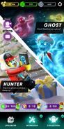App main screen Christmas