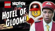 LEGO Hidden Side HOTEL of GLOOM ► Choose a Path if you DARE! 👻