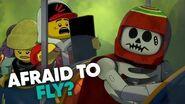 Flying Lessons – LEGO Hidden Side Episode 12