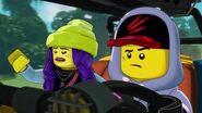 LEGO hidden side episode 13 doom buggy