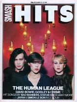 Smash Hits, December 10, 1981 - p.01