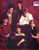 Smash Hits, December 09, 1982 - p.56 (back cover group shot)