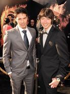 Sam and Lewis Tan