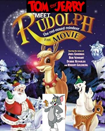 Tom And Jerry Meet Rudolph The Red Nosed Reindeer The Idea 2 0 Wiki Fandom
