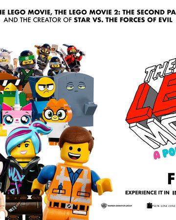 The Lego Movie 3 A Powerpuff Adventure The Idea Wiki Fandom