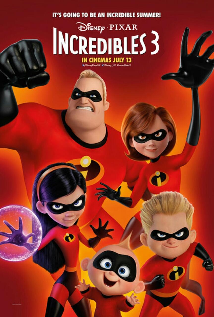 Incredibles 3 The Idea Wiki Fandom