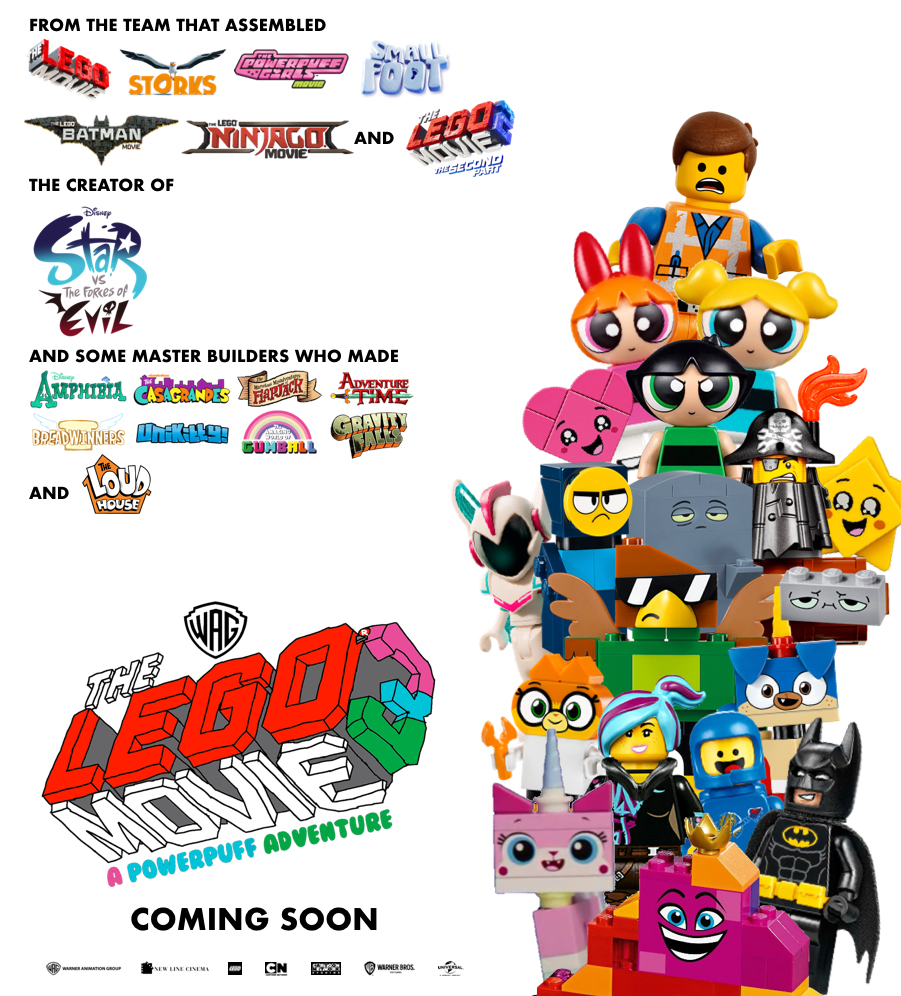 The Lego Movie 3 The Third Part The Idea Wiki Fandom