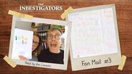 The InBESTigators - Creators Reading Fan Mail 💌 3