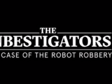 The Case of the Robot Robbery