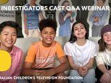 The InBESTigators: Cast Q&A Webinar