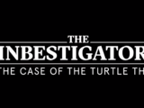 The Case of the Turtle Thief