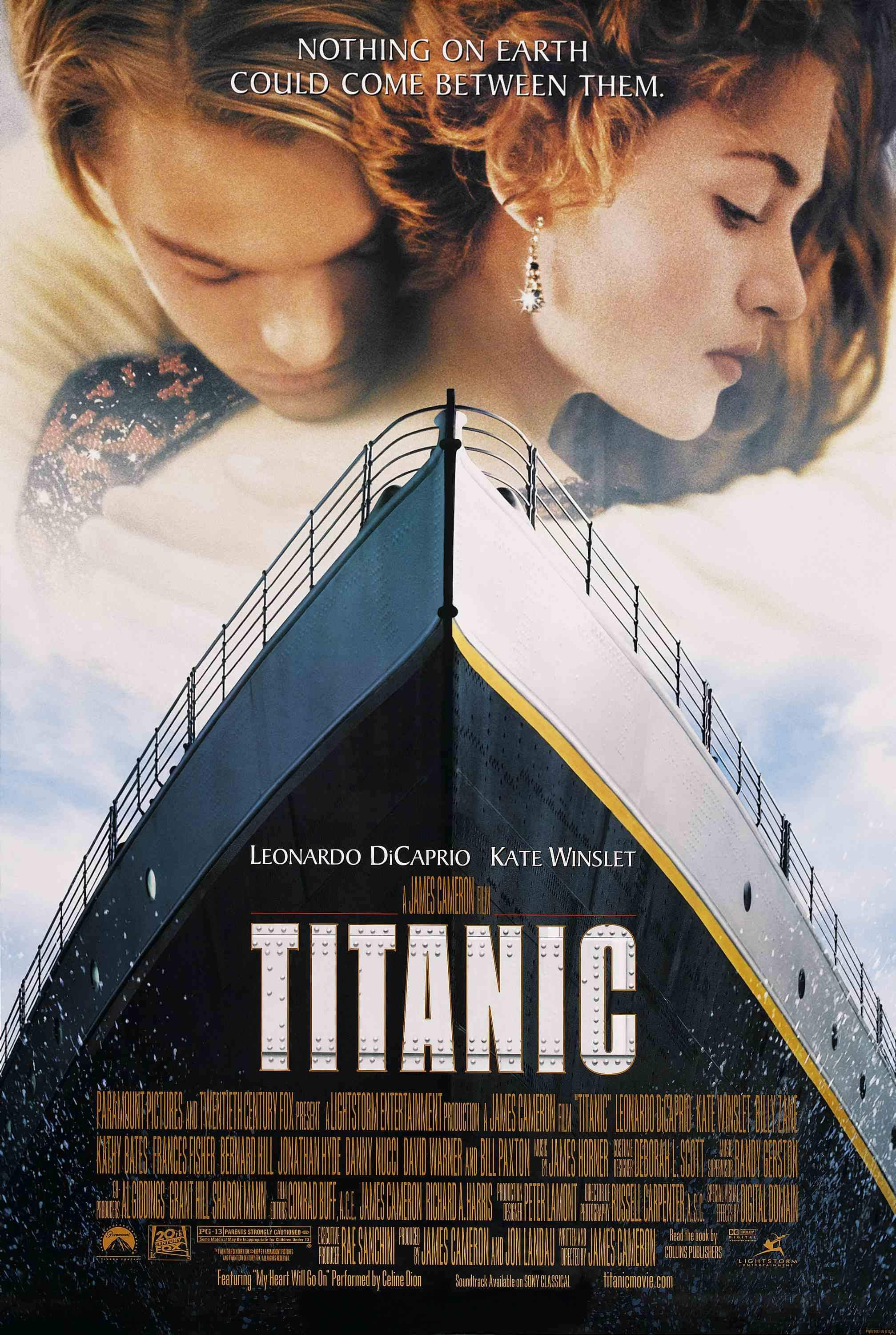 Titanic 1997 Film The Jh Movie Collection S Official Wiki Fandom