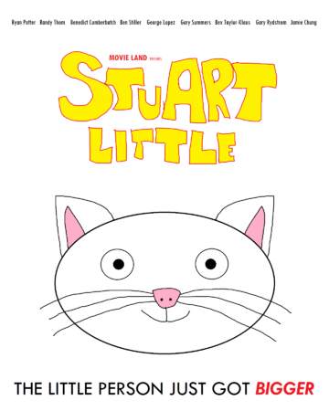 Stuart Little 2018 Film The Jh Movie Collection S Official Wiki Fandom