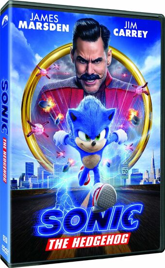 Sonic The Hedgehog Film Home Media The Jh Movie Collection S Official Wiki Fandom