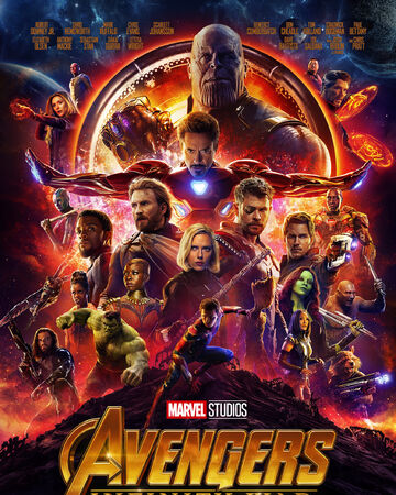 Avengers Infinity War The Jh Movie Collection S Official Wiki Fandom