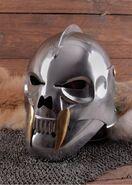 Orc-helmet